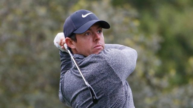 Rory McIlroy is the only member of the world's top five without a win this year