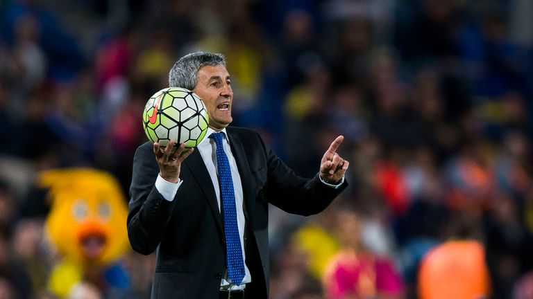 Real Betis Appoint Quique Setien As Their New Manager On