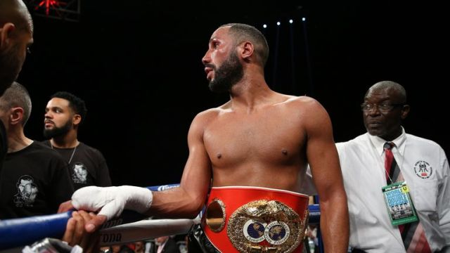 James DeGale needs to put on a show in a homecoming, says Carl
