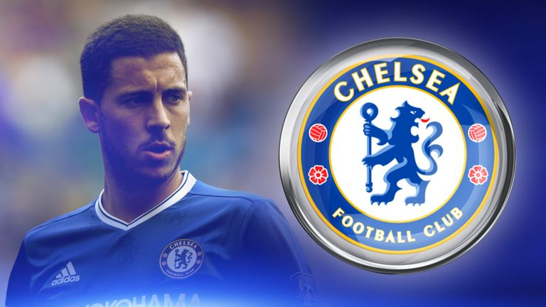 Eden Hazard is being given more freedom to express himself in a new formation