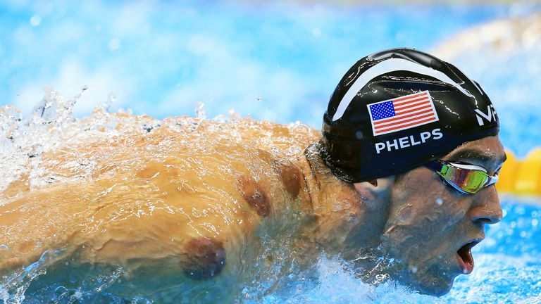 Team GB athletes follow Michael Phelps in using 'cupping ...