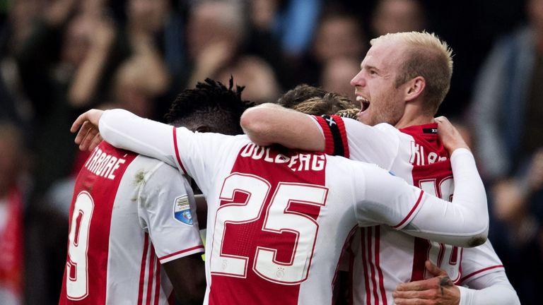 Eredivisie Round Up Ajax Keep Pace With Feynoord After