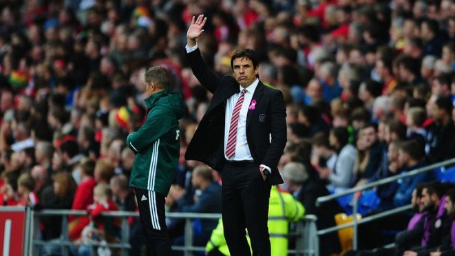 Chris Coleman made it the semi-finals of Euro 2016