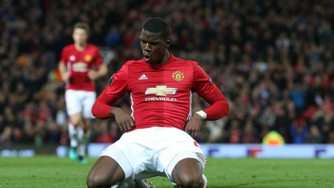 Paul Pogba has been improving in recent weeks