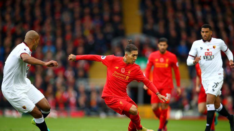 Liverpool 6 1 Watford Match Report Highlights