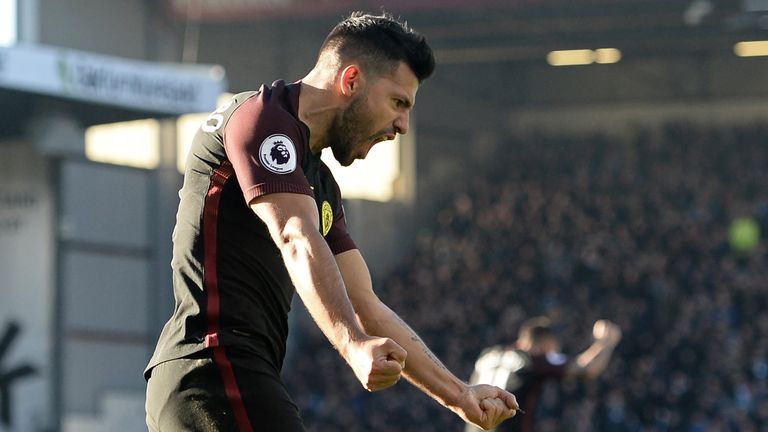 Manchester City striker Sergio Aguero could prove the difference between the two teams this weekend, according to Niall Quinn