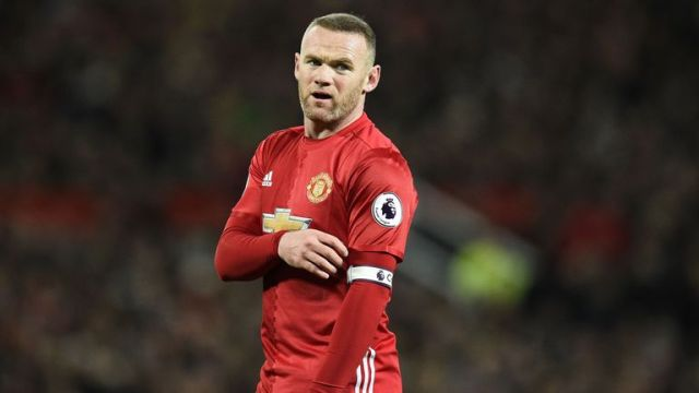 Wayne Rooney is understood to be the subject of several offers from China
