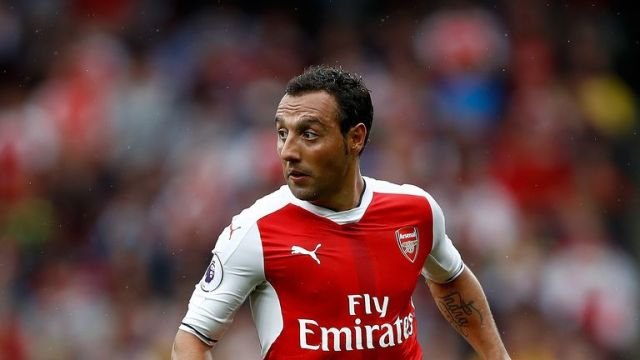 Santi Cazorla has been ruled out for the rest of the season following ankle surgery back in October
