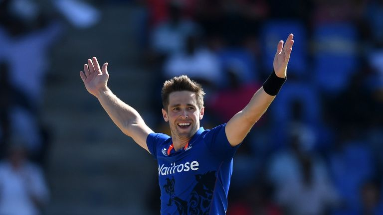 Image result for Chris Woakes