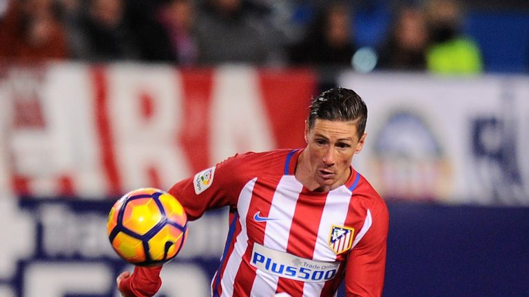 Torres was discharged from hospital on Friday morning