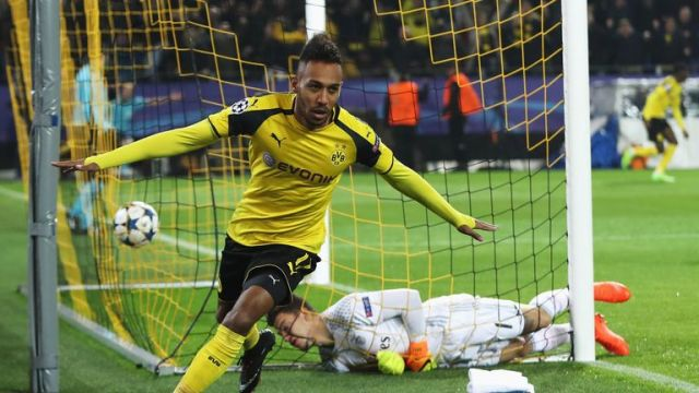 Borussia Dortmund no longer want to sell Pierre-Emerick Aubameyang