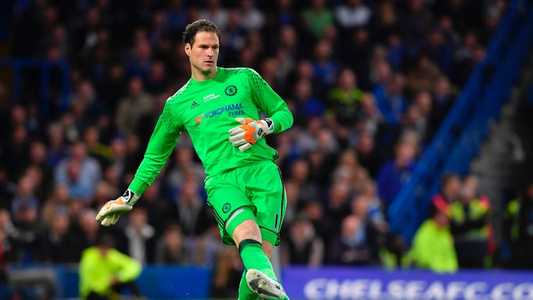Asmir Begovic Completes Bournemouth Switch Football News