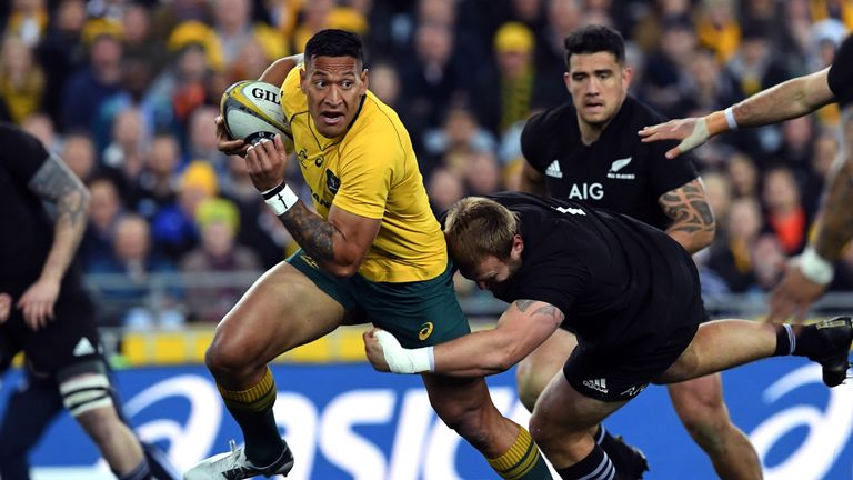 Israel Folau To Meet Rugby Australia Over Controversial