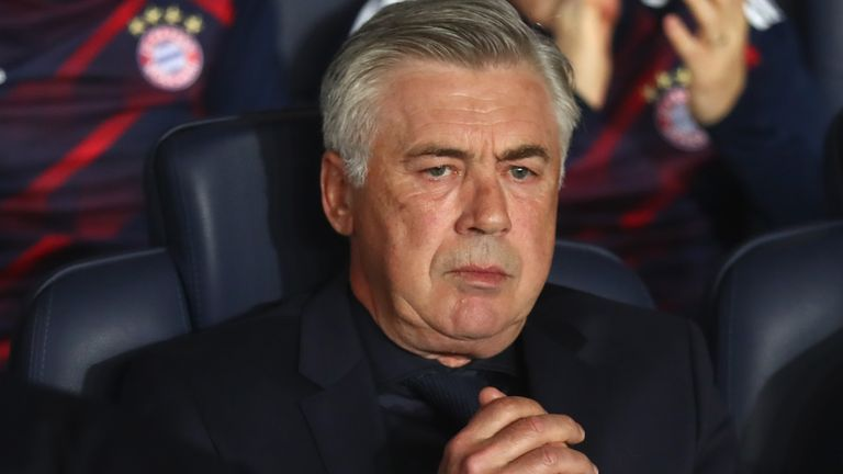 Sky Sports News understands that Ancelotti has been approached by the Italian Football Federation