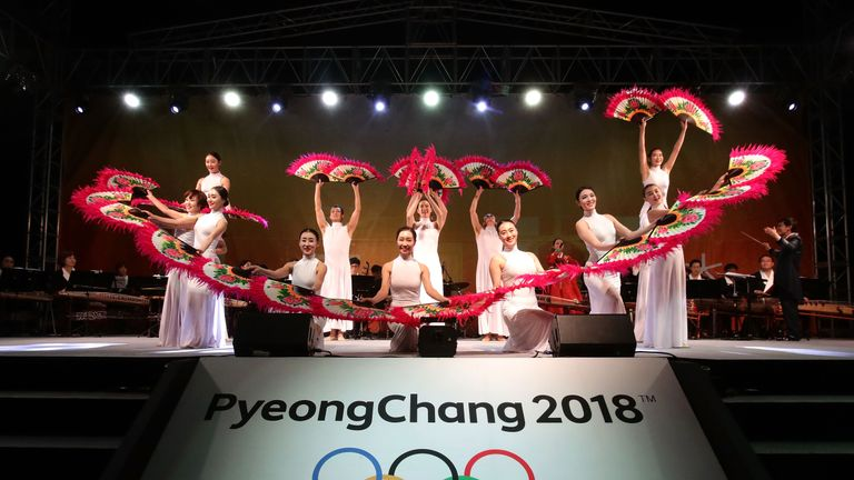 Image result for Russia banned from the 2018 Winter Olympics in PyeongChang