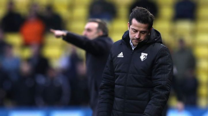 Marco Silva , who was sacked by Watford earlier this season, is not currently under consideration
