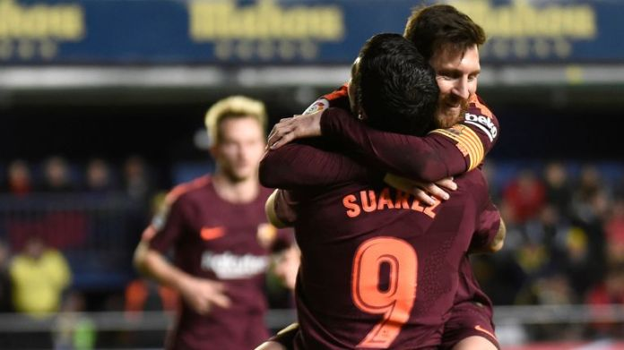 Lionel Messi and Luis Suarez are a devastating combo, says Guillem