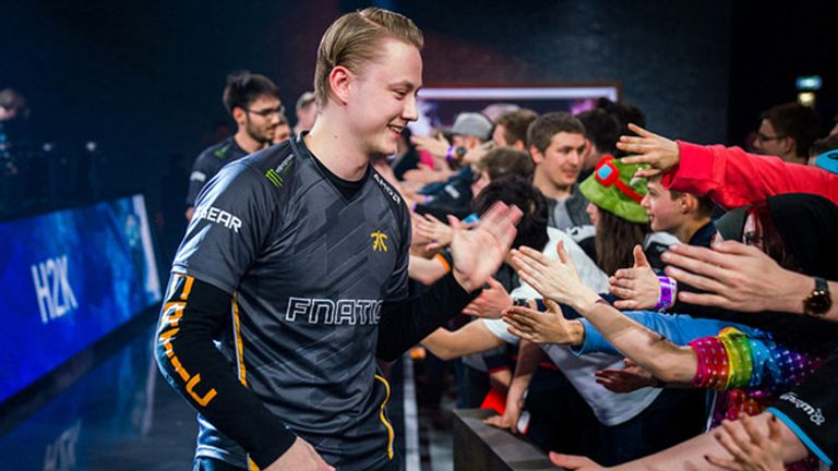 League of Legends: Fnatic's road to now | eSports News | Sky Sports