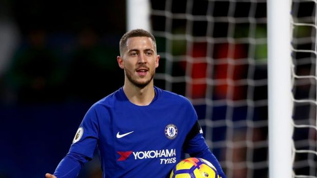 Eden Hazard has hinted he may leave Chelsea this summer