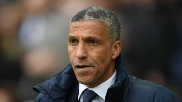 Chris Hughton expects Bernardo to fit in well with the rest of his squad