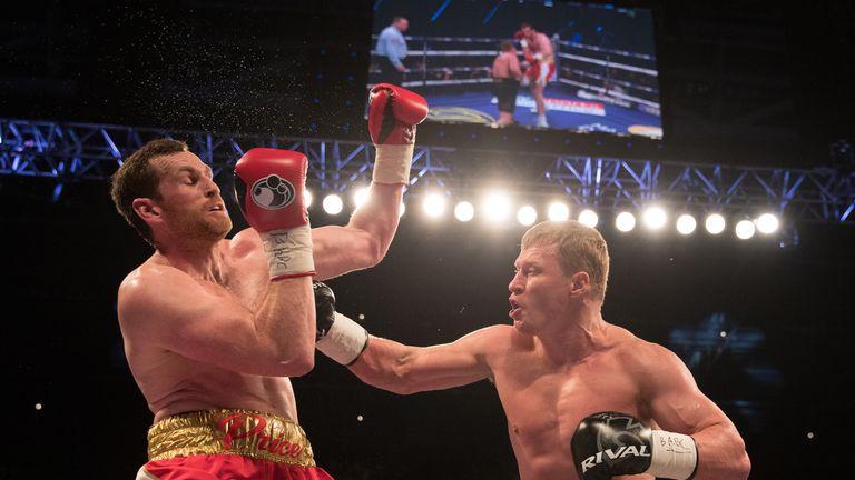 Povetkin brutally knocked out David Price