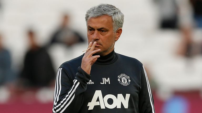 Jose Mourinho wants to add a couple of new faces to his squad
