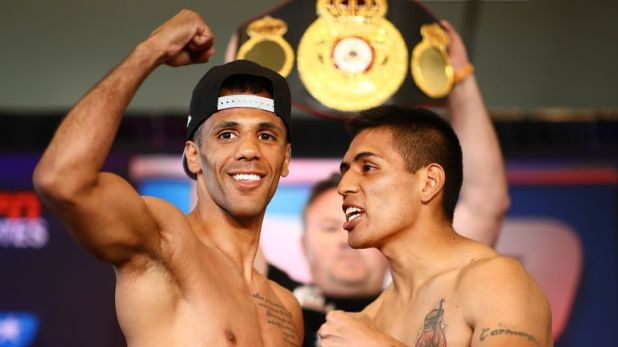 Kal Yafai is looking to keep hold of his WBA super-flyweight belt