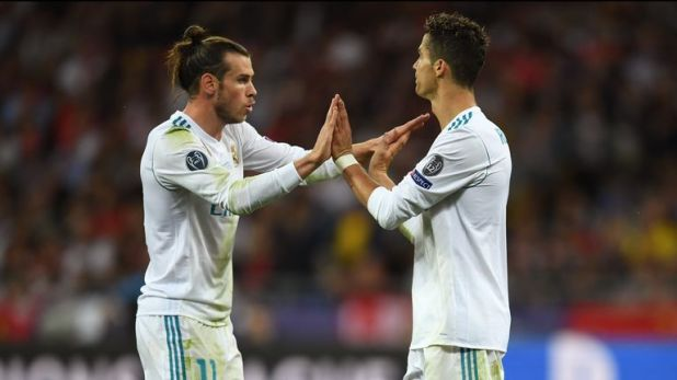 Gareth Bale and Ronaldo cast their Real Madrid futures in doubt following their Champions League victory on Saturday
