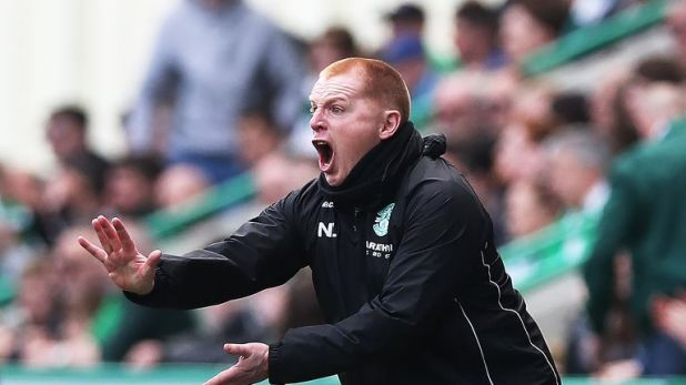 Neil Lennon thinks Hibernian are the underdogs in their Europa League tie