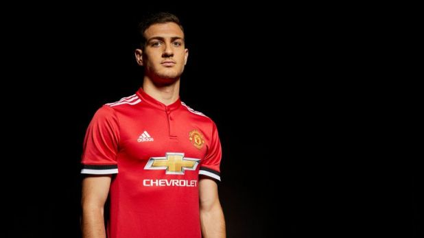 United signed 19-year-old Diogo Dalot from Porto in June