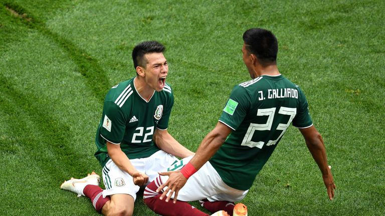 Image result for germany vs mexico match report