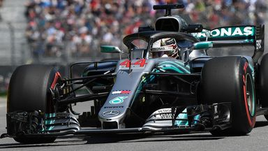 Canadian Grand Prix Preview Live Race Results