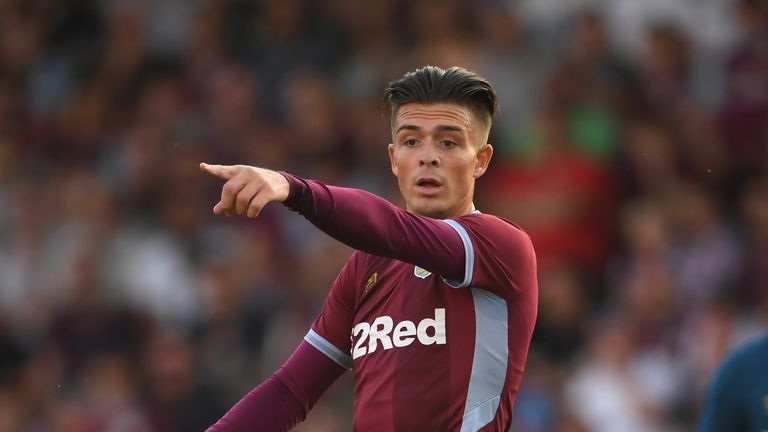 Could Jack Grealish make a big-money move to Tottenham?