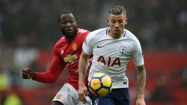 Alderweireld attracted interest from Manchester United over the summer