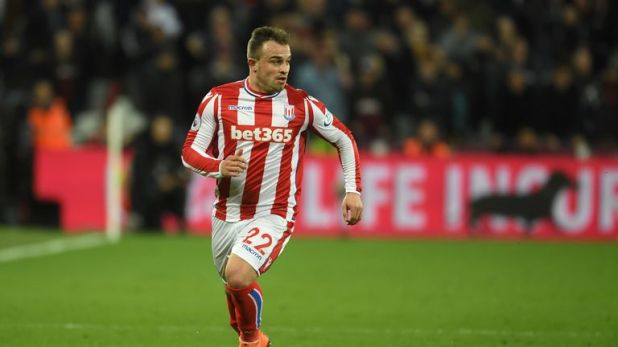 Shaqiri came close to joining Liverpool in 2014
