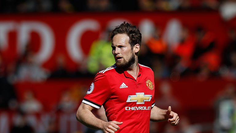 Daley Blind Rejoins Ajax From Manchester United Football