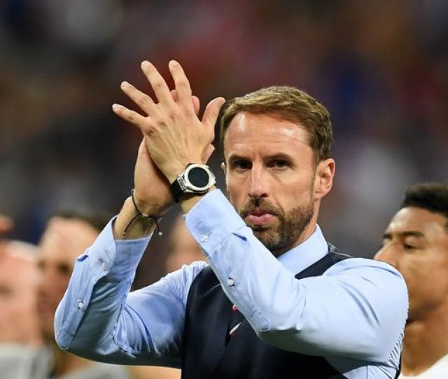 Gareth Southgate Salutes His England Side That Surpassed Expectations In Russia
