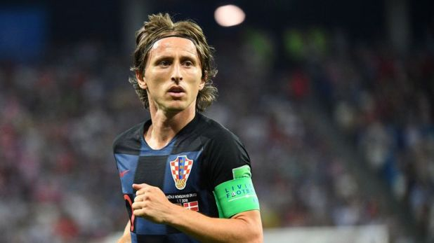 Luka Modric says Croatia gained extra motivation in the World Cup semi-final as they felt underestimated