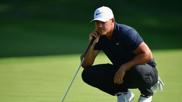 Koepka fired seven birdies at Bellerive