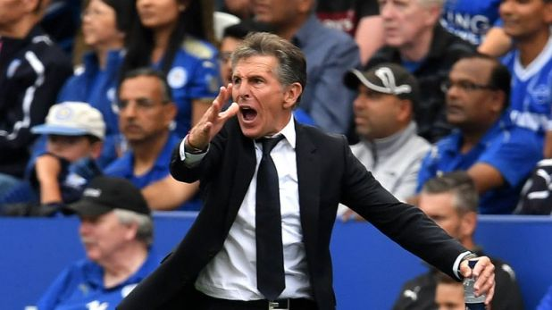 Claude Puel says Leicester's Premier League title win in 2016 increased expectations beyond their limits