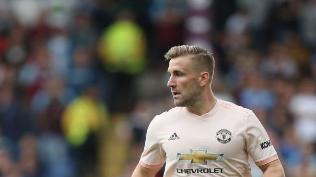 Shaw completed 90 minutes for the fourth game running