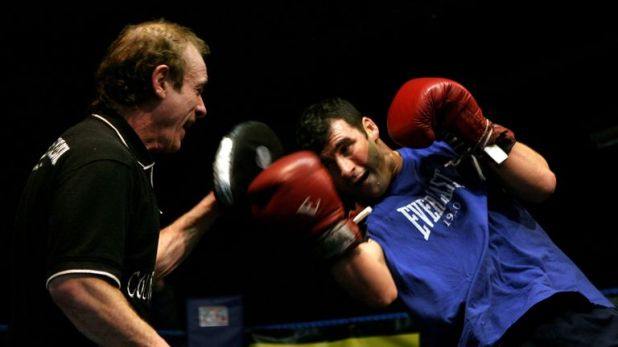 Enzo Calzaghe steered son Joe to an amazing boxing career