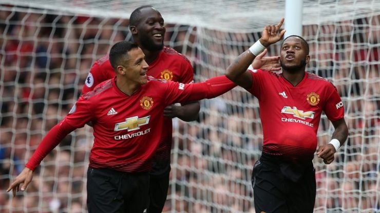 Image result for manchester united  Arsenal legend predicts that Manchester United will beat Arsenal to Champions League spot skysports fred manchester united 4429819