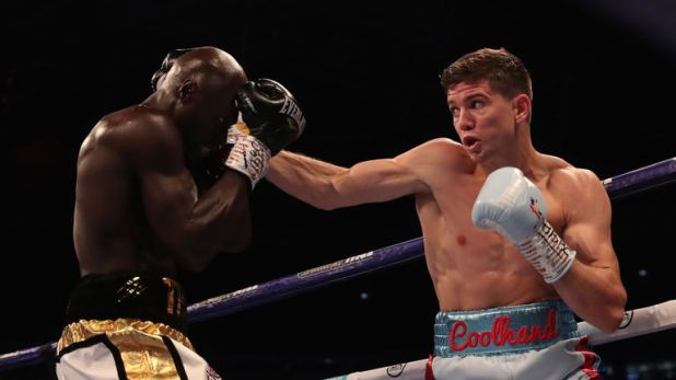 Campbell impressively avenged his defeat to Yvan Mendy to become mandatory challenger with the WBC.