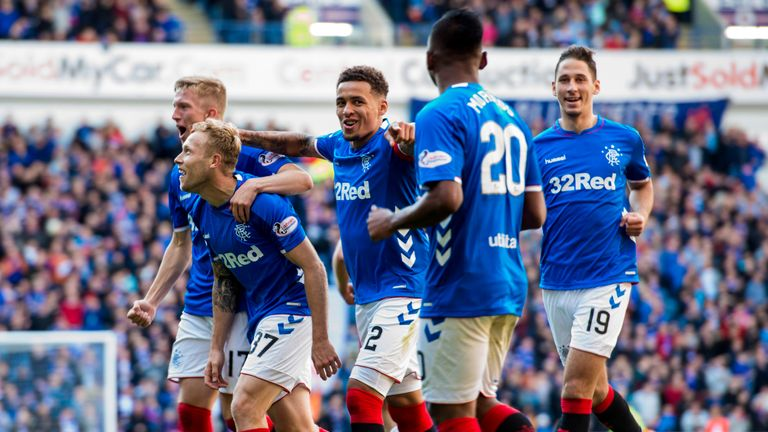 Rangers Will Be Hoping Their Home Advantage Will Go In Their Favour This Weekend