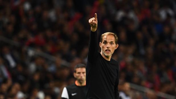 Thomas Tuchel left Neymar and Kylian Mbappe out of PSG's matchday squad