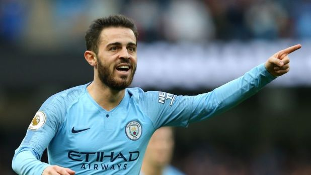 Bernardo Silva says Manchester United have a lot of catching up to do in the title race
