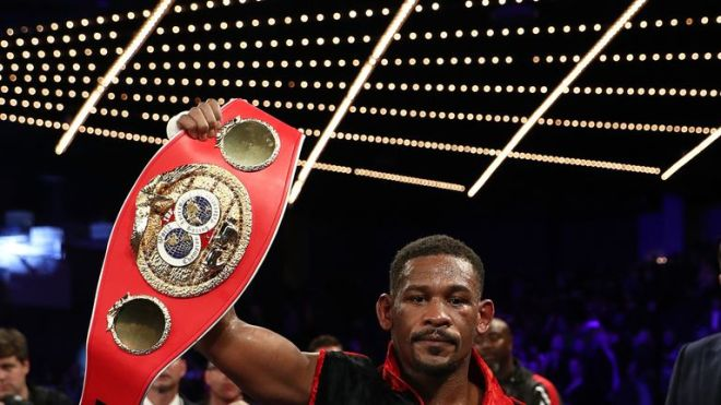 Jacobs claimed three victories and IBF belt since disputed defeat to Golovkin