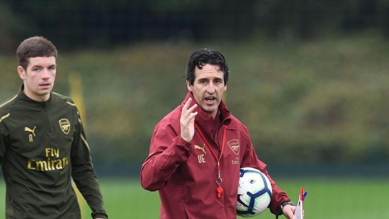 Unai Emery Exclusive Still Room For Improvement At
