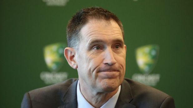 James Sutherland left his role as Cricket Australia chief executive